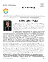 Thumbnail image of July-September 2018 newsletter