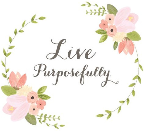 Live Purposefully